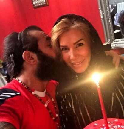 امیر تتلو تولد مادرش را تبریک گفت + عکس