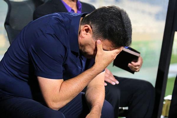 حمله باورنکردنی به امیر قلعه نویی در اصفهان+ عکس