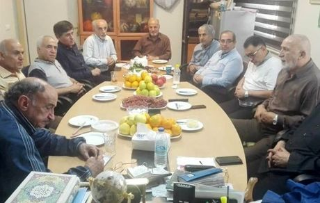 نشست هماهنگی مسابقات فوتبال پیشکسوتان تهران برگزار شد