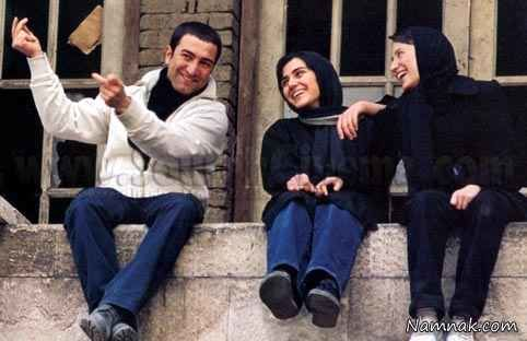 مجید صالحی و باران کوثری و نگار جواهریان