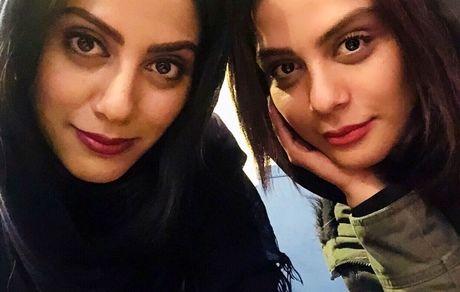 دو خواهر بازیگری که بیاندازه شبیه هم هستند + عکس