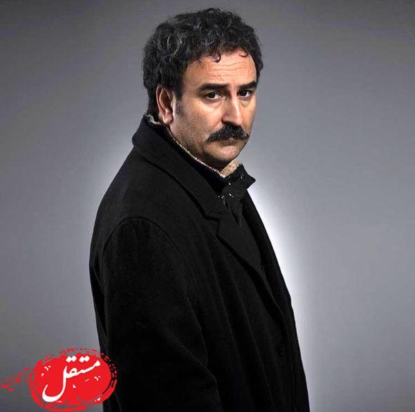 گریم جدید مهران احمدی + عکس