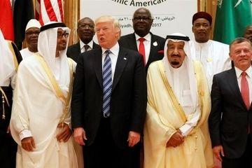 ترامپِ خوشحال
