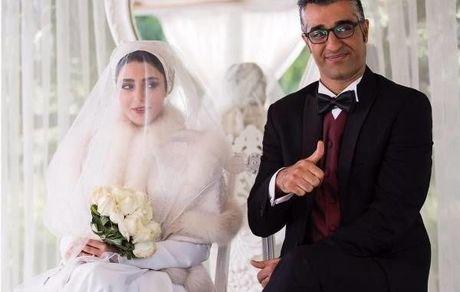 پژمان جمشیدی ازدواج کرد !؟ + عکس مراسم ازدواج