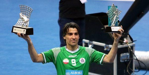 شمسایی از کمیته فنی فوتسال استعفا کرد