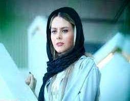 غزال نظر ( رها سریال احضار ) در کنار همسرش + عکس