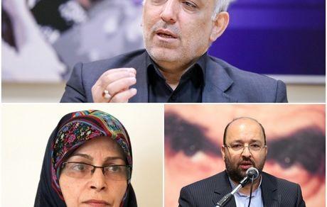 شکوری راد، جواد امام و آذر منصوری رد صلاحیت شدند