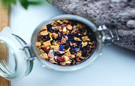 چای های گیاهی با خواص آنتی اکسیدانی