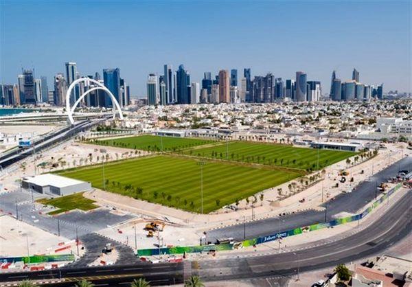 ۴۱ مرکز تمرینی قطر آماده میزبانی از تیمهای جام جهانی ۲۰۲۲