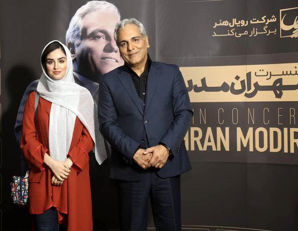 مهران مدیری مهاجرت کرد + عکسهای دیده نشده