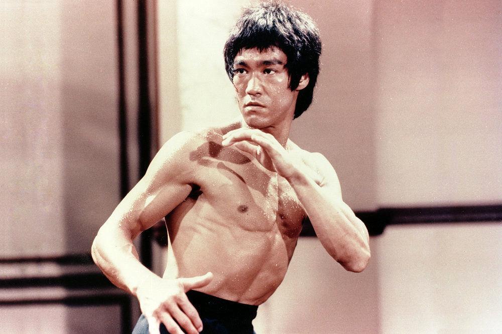 81 Natural Action — Bruce Lee