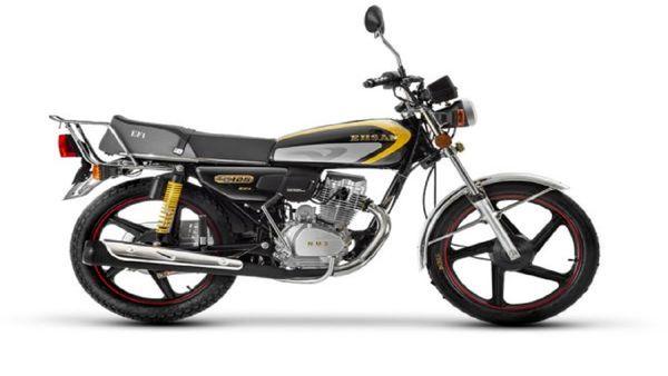 قیمت انواع موتورسیکلت دوشنبه ۲۷ مرداد