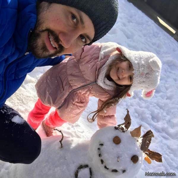 برف بازی پناه