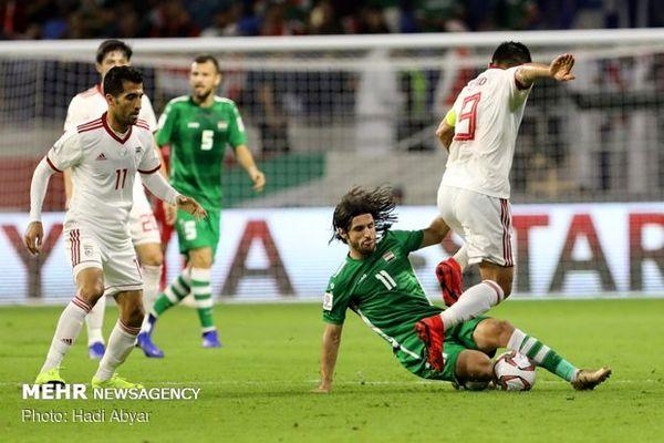 AFC: عراق در بصره از ایران میزبانی میکند