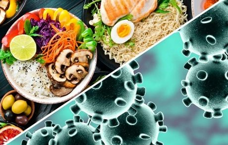 گرمی و سردی غذاها هیچ تاثیری بر درمان کرونا ندارد