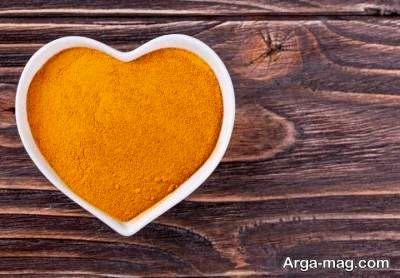 زرد چوبه مفید برای قلب