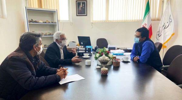 آمادگی نظام مهندسی خراسان جنوبی برای توسعه سبد شرکت «صدر معادن ایرانیان»
