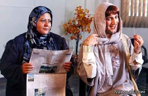 مجید صالحی و رابعه اسکویی