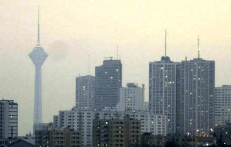 آلودگی هوا به تهران بازگشت