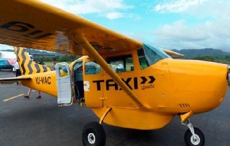 راهاندازی ۱۲ تاکسی هوایی در آسمان ایران تا پایان سال