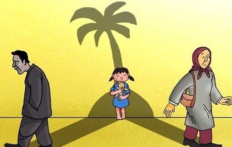 افزایش خیانت با طلاق عاطفی