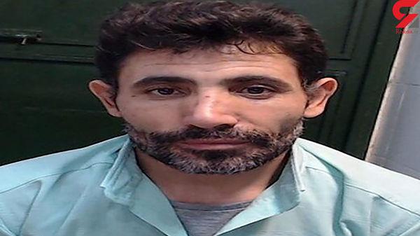 این مرد را می شناسید ؟ / او 6 استان ایران را به هم ریخته بود + عکس چهره باز