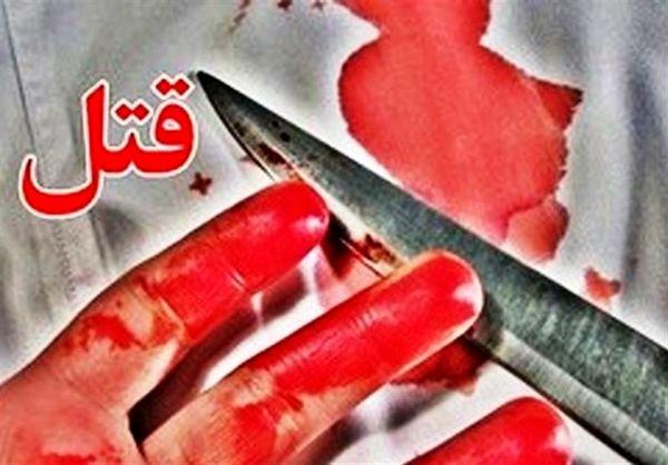 پسر 14 ساله قزوینی مادرش را به طرز فجیعی کشت + جزئیات