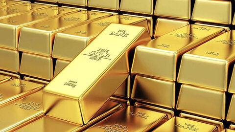 قیمت جهانی طلا در بازار 8 اردیبهشت