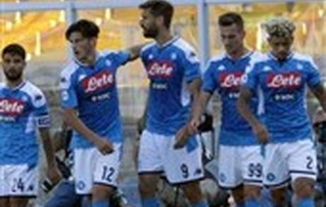 یک گل به خودی، اولین پیروزی ناپولی با گتوسو را رقم زد