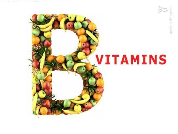 علائم و نشانه های کمبود ویتامین ب را بشناسید