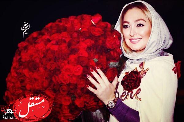عاشقانه های دیده نشده الهام حمیدی و همسرش + بیوگرافی و تصاویر