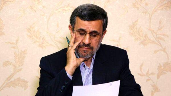 سیگنال احمدی نژاد به دولت های خارجی علیه روحانی