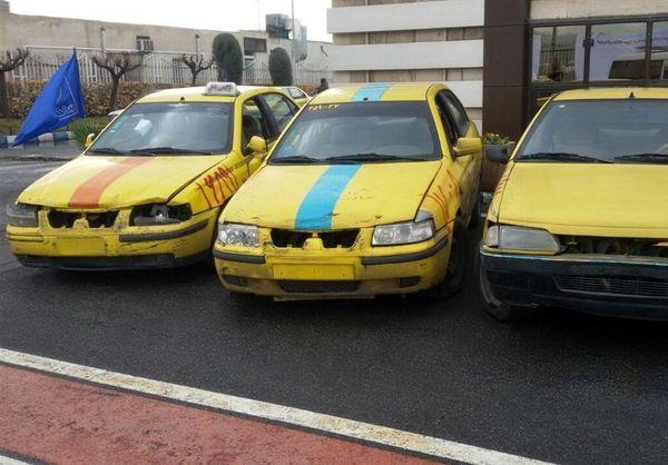دارندگان تاکسیهای فرسوده بخوانند + جزئیات
