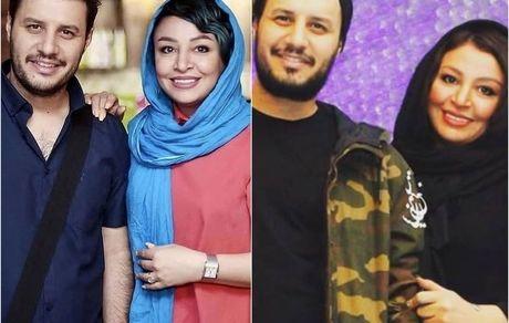 تا حالا همسر زیبای جواد عزتی را دیده اید؟ + عکس