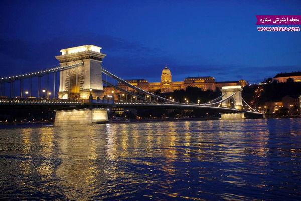 پل زنجیری، بوداپست، مجارستان