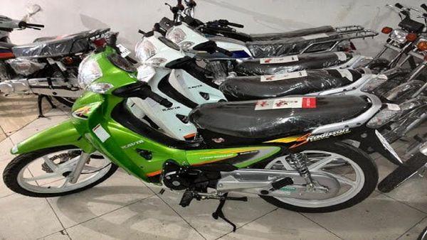 قیمت انواع موتورسیکلت پنجشنبه ۳۰ مرداد