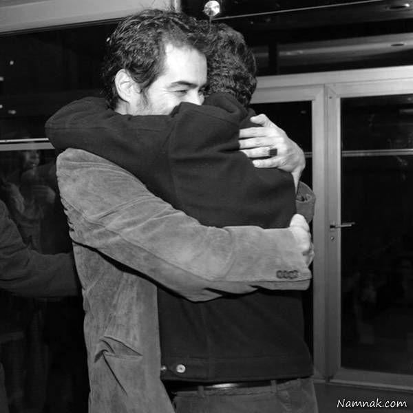 شهاب حسینی و علی شادمان