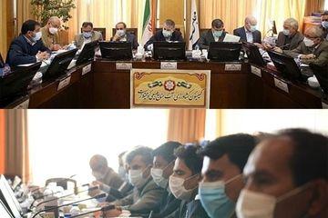 حضور مدیرکل شیلات هرمزگان در کمیسیون کشاورزی، آب و منابع طبیعی مجلس شورای اسلامی