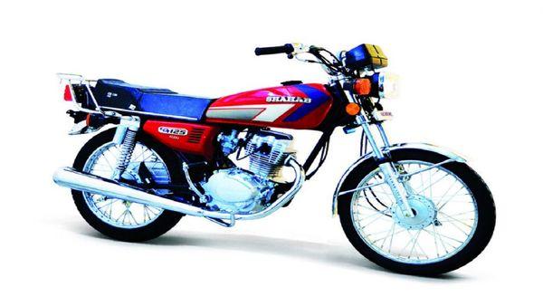 قیمت انواع موتورسیکلت سه شنبه ۲۱ مرداد