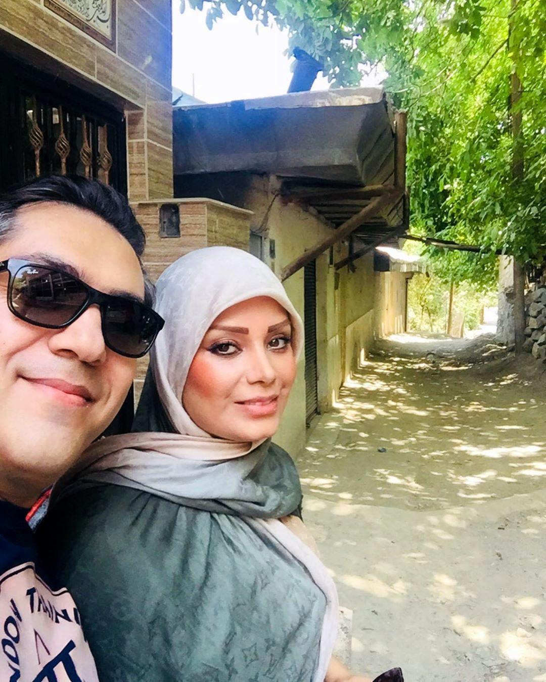 وضعیت اقتصادی صبا راد و همسر خواننده اش