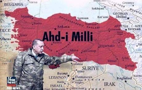 اردوغان میخواهد به وصیت آتاتورک عمل کند