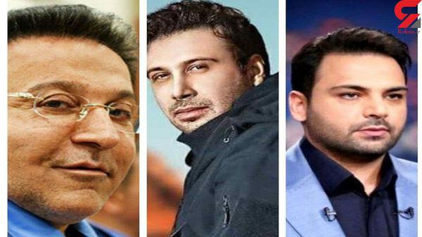 حمله تند ستاد دیه به احسان علیخانی / فقط چاقوکش ها را آزاد کردی