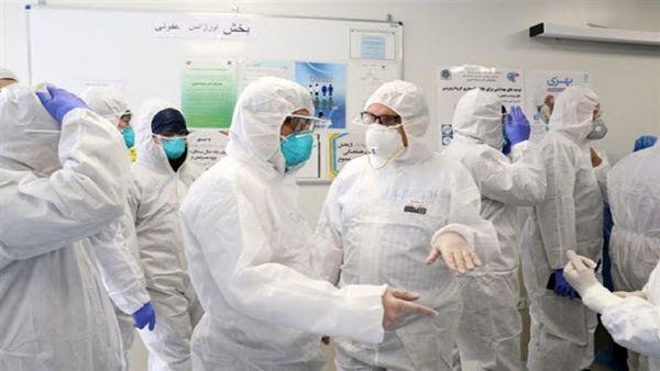 آمار مبتلایان به کرونا در ایران چهارشنبه 1 مرداد