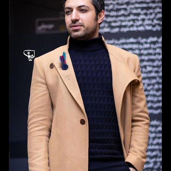 اشکان خطیبی تولد سعید عزتاللهی را تبریک گفت