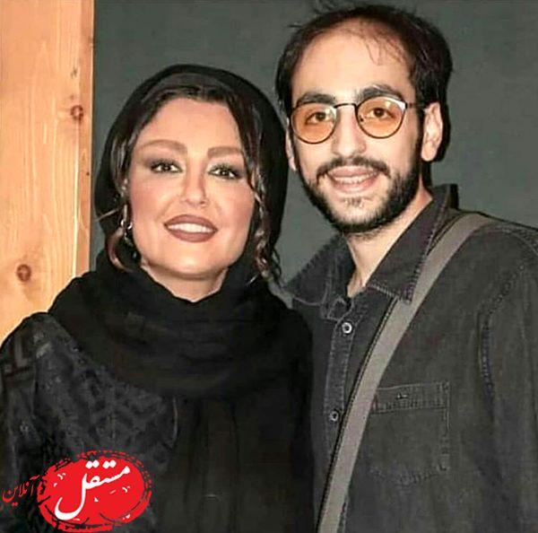 شقایق فراهانی و پسرش + عکس