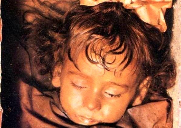 جسد این افراد هرگز نپوسید! +عکس