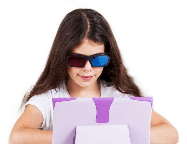 روش جدید برای درمان تنبلی چشم کودکان