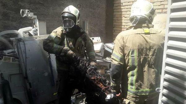 آخرین جزئیات انفجار تهران