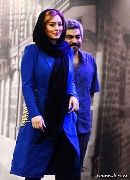 سحر قریشی در جشن حافظ