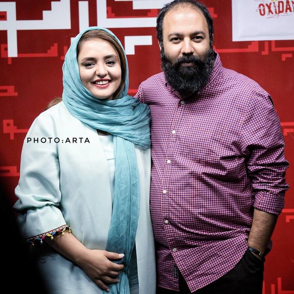 نرگس محمدی|عکس های دیده نشده با علی اوجی+عکس و بیوگرافی